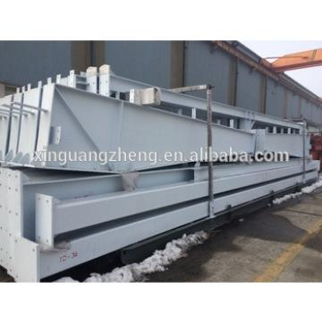 prefabricated building warehouse used steel structure welded q235 q345 h beam