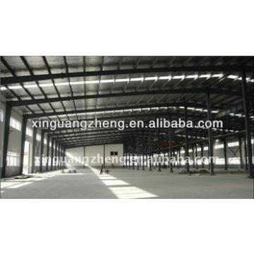 high quality steel structure warehouse metallic roof structure