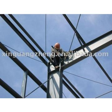 light steel structure workshop&warehouse design and installation