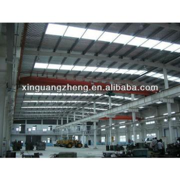 construction manual building steel structure warehouse with construction design