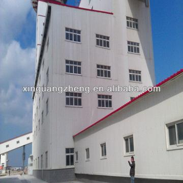 pre manufactured buildings steel structure warehouse with construction design
