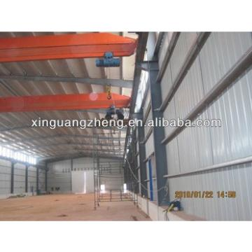 pre-engineered warehouse heavy equipment workshops industrial shed construction steel building manufacturer in China