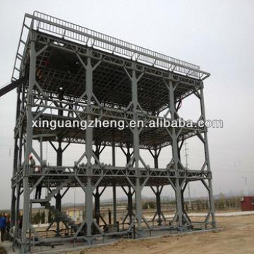 erected fast prefabricated steel structure construction building workshop warehouse