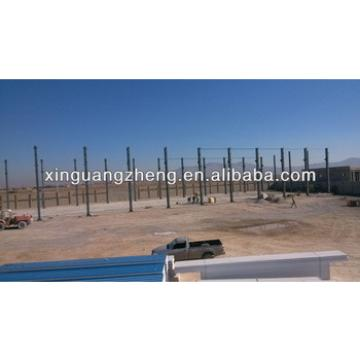 prefabricated buildings modular buildings steel structure warehouse with construction design for Algeria