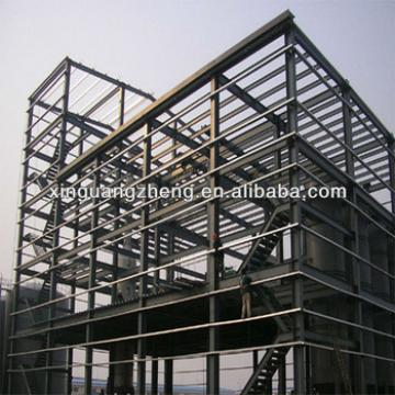Prefabricated construction steel fabrication warehouse layout design