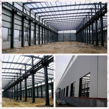 Prefabricated factory building steel structure industrial storage sheds layout design