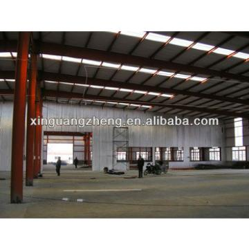 Light steel structure industrial warehouse