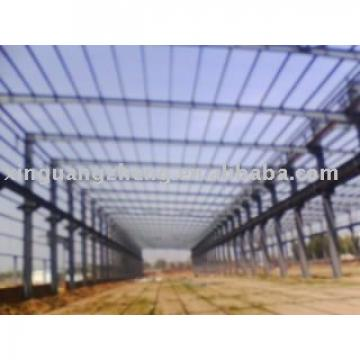 steel structure building warehouse construction
