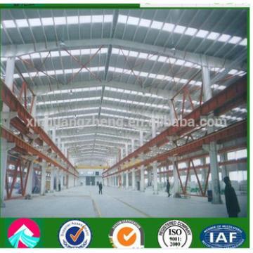 1000 square meter prefab steel warehouse building