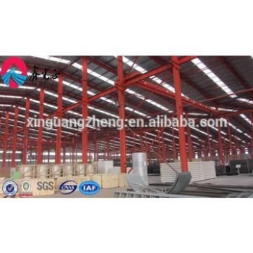 new design high quality prefabricated warehouse kit