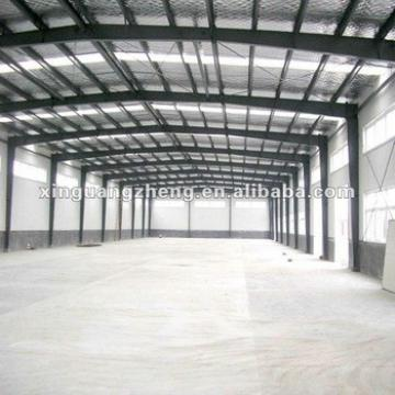 steel structure warehouse with good quality