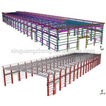 high quality cheap steel structure warehouse drawings