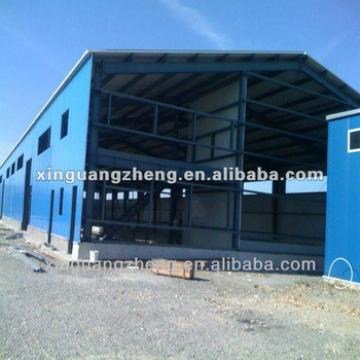 customized prefabricated steel structure warehouse