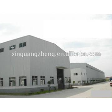 the quickly erectable prefabricated steel structure warehouse building for sale