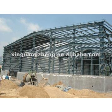light weight removable steel warehouse modular structure