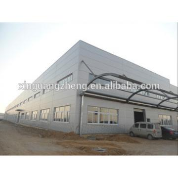 prefab steel frame steel building with good service
