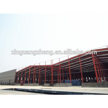 large span steel structure barn