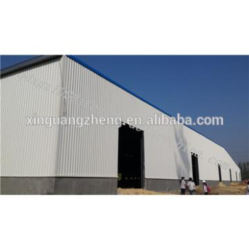 light steel frame warehouse storage for sale