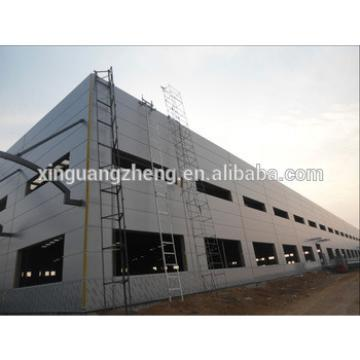 prafab design galvanized structual steel warehouse