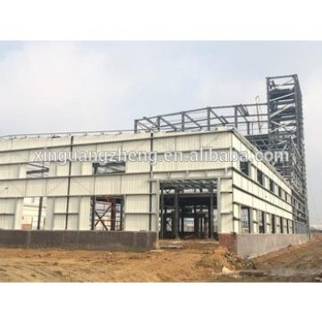 fast construct steel structure warehouse building