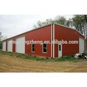 Economic Farm Equipments Steel Shed