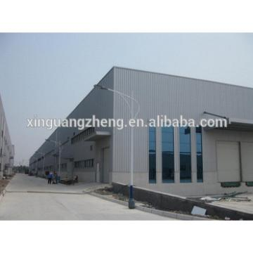 steel structure industrial engineering projects