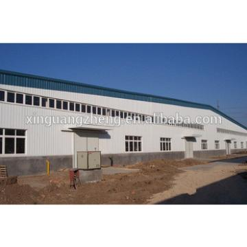 Prefabricated Metal Commercial Steel Buildings