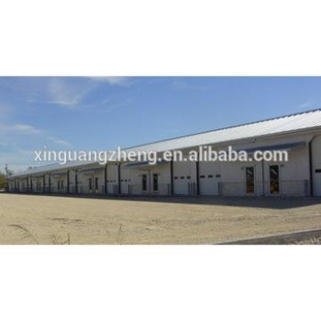Prefabricated Workshop Building