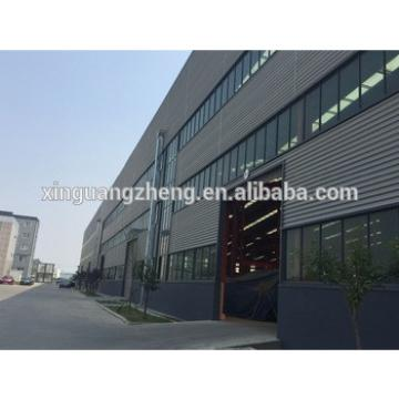 prefabricated light finished warehouses for sale