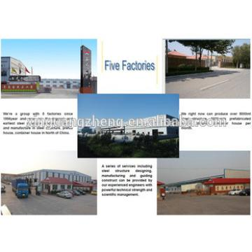 qingdao xinguangzheng construction real estate with warehouse building