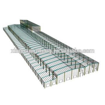 new design light prefab steel garden warehouse