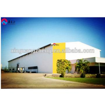 china steel structure warehouse in mexico