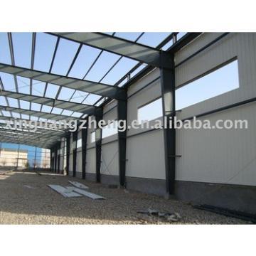 light steel frame prefabricated design galvanized structual steel warehouse