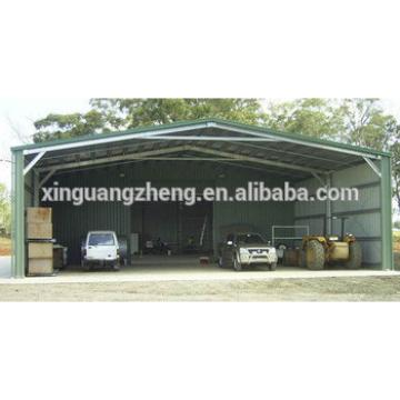 cheap curved roof design structural storage steel fabrication shed