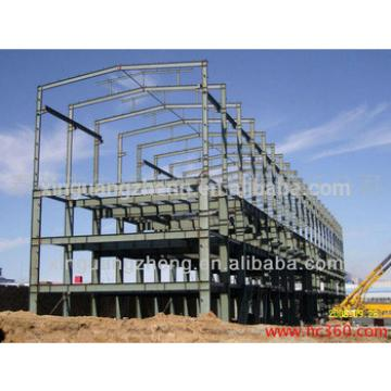 china multi-storey pre engineering steel structure warehouse