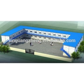 china cn light prefabricated two story steel structure warehouse