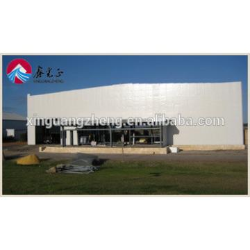 CE standard steel structure prefabricated EU warehouse