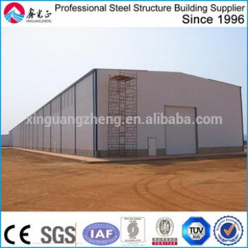 steel structure storage prefabricated sheds