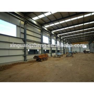 prefab steel frame factory building Tanzania