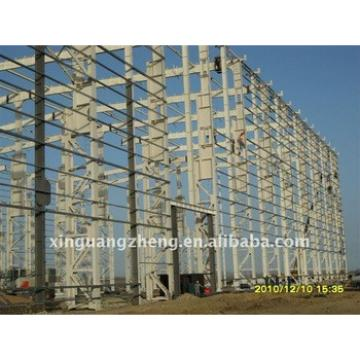 light steel structure warehouse shed/garden shed