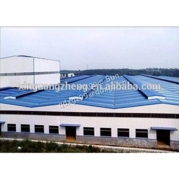 China Manufactures Prefabricated Steel Structure Warehouse Buildings
