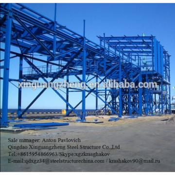 CHINA STAINLESS STEEL PREFABRICATED METAL WAREHOUSE