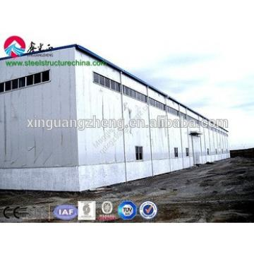 Plant China Steel Structure Fabrication Warehouse