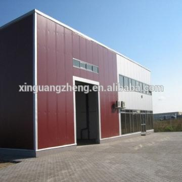 Fabricated Structural Steel Galvanized METAL WAREHOUSE