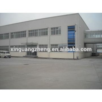 PREFABRICATED GALVANIZED STEEL STORAGE MANUFACTURER STEEL LOGISTICS WAREHOUSE