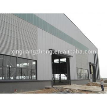 Rust-proof China Steel Structure Fabricated Warehouse