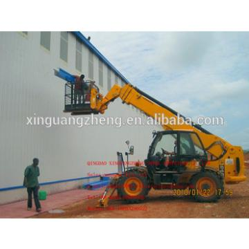 Portable Galvanized Metal Fabrication Warehouse Storage