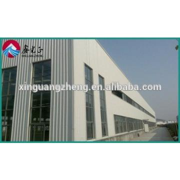 QINGDAO STEEL STRUCTURE ONE SLOPE ROOF WAREHOUSE MANUFACTURER