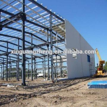 Wide Span Huge Width Steel Warehouse Storage