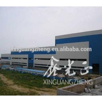 Double Layer Metal Frame Portable Warehouse